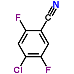 CHINA 4-Chloro-2,5-difluorobenzonitrile
