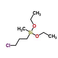 (3-Chloropropyl)diethoxy(methyl)silane_13501-76-3