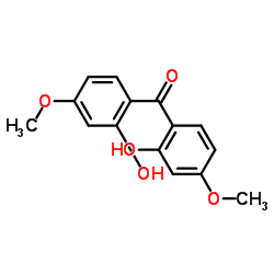 2,2'-Dihydroxy-4,4'-dimethoxybenzophenone_131-54-4