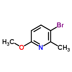 CHINA 3-Bromo-6-methoxy-2-methylpyridine