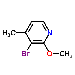 CHINA 3-Bromo-2-methoxy-4-methylpyridine