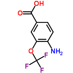 CHINA 4-Amino-3-(trifluoromethoxy)benzoic acid