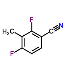 CHINA 2,4-Difluoro-3-methylbenzonitrile