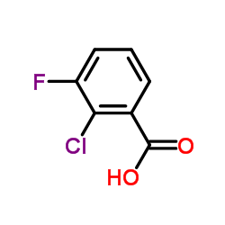 CHINA 2-Chloro-3-fluorobenzoic acid