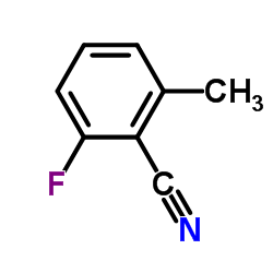 CHINA 2-FLUORO-6-METHYLBENZONITRILE