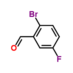 CHINA 2-Bromo-5-fluorobenzaldehyde