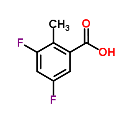 CHINA 3,5-Difluoro-2-Methylbenzoic Acid