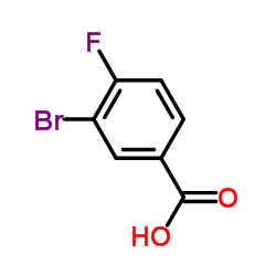 CHINA 3-Bromo-4-fluorobenzoic Acid