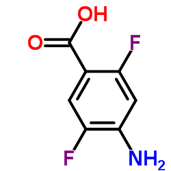 CHINA 4-Amino-2,5-Difluorobenzoic Acid