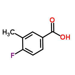 4-Fluoro-3-methylbenzoic Acid_403-15-6