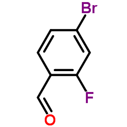 CHINA 4-Bromo-2-fluorobenzaldehyde