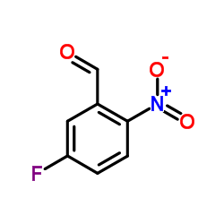 CHINA 5-Fluoro-2-nitrobenzadehyde
