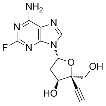 CHINA 4'-ethynyl-2-fluoro-2'-deoxyadenosine