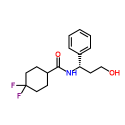 CHINA 4,4-Difluoro-N-[(1S)-3-hydroxy-1-phenylpropyl]cyclohexanecarboxamide