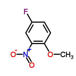 CHINA 4-Fluoro-2-nitroanisole