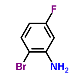 CHINA 2-Bromo-5-fluoroaniline