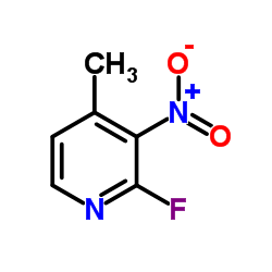 CHINA 2-fluoro-4-methyl-3-nitropyridine