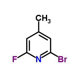 CHINA 2-bromo-6-fluoro-4-methylpyridine