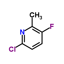 CHINA 2-Chloro-5-fluoro-6-methylpyridine