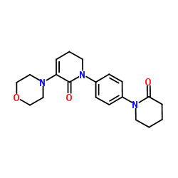 CHINA 3-Morpholino-1-(4-(2-oxopiperidin-1-yl)phenyl)-5,6-dihydropyridin-2(1H)-one