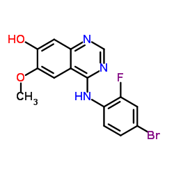 CHINA 4-(4-bromo-2-fluoroanilino)-6-methoxy-1H-quinazolin-7-one