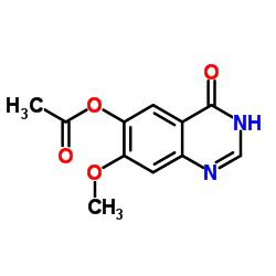 CHINA (7-methoxy-4-oxo-1H-quinazolin-6-yl) acetate