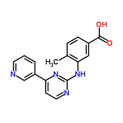 CHINA 4-methyl-3-[(4-pyridin-3-ylpyrimidin-2-yl)amino]benzoic acid