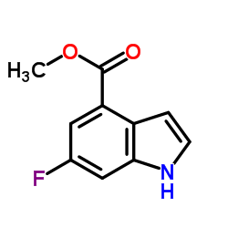 CHINA Methyl 6-fluoro-1H-indole-4-carboxylate