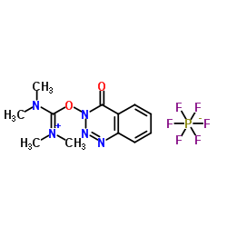 CHINA 2-(3,4-Dihydro-4-oxo-1,2,3-benzotriazin-3-yl)-N,N,N',N'-tetramethyluronium hexafluorophosphate