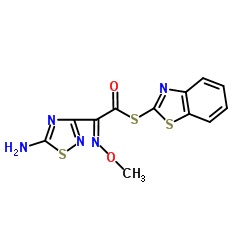 CHINA S-2-Benzothiazolyl (Z)-2-(5-amino-1,2,4-thladlazol-3-yl)-2-MethoxylMino thioacetate