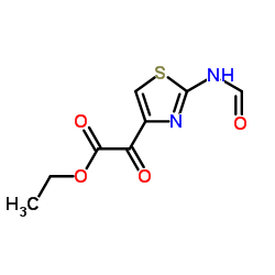 CHINA Ethyl 2-(2-formylaminothiazol-4-yl) glyoxylate