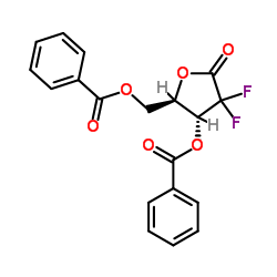 CHINA 2-Deoxy-2,2-difluoro-D-erythro-pentafuranous-1-ulose-3,5-dibenzoate