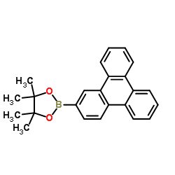 CHINA 1,3,2-Dioxaborolane, 4,4,5,5-tetramethyl-2-(2-triphenylenyl)-