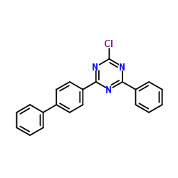 CHINA 2-[1,1'-Biphenyl]-4-yl-4-chloro-6-phenyl-1,3,5-triazine