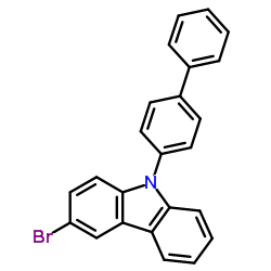CHINA 9-([1,1'-Biphenyl]-4-yl)-3-bromo-9H-carbazole