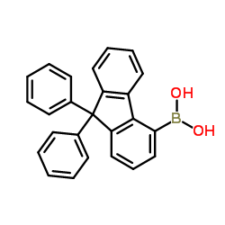 CHINA B-(9,9-Diphenyl-9H-fluoren-4-yl)boronic acid