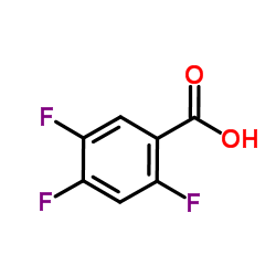 CHINA 2,4,5-Trifluorobenzoic acid