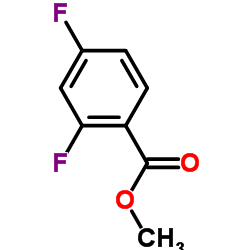 CHINA METHYL 2,4-DIFLUOROBENZOATE