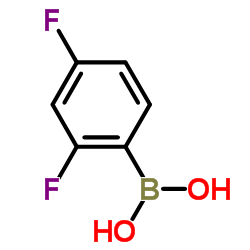 CHINA 2,4-Difluorophenylboronic acid