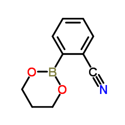 CHINA 2-(1,3,2-Dioxaborinan-2-yl)benzonitrile