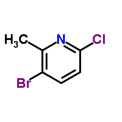CHINA 3-Bromo-6-chloro-2-methylpyridine