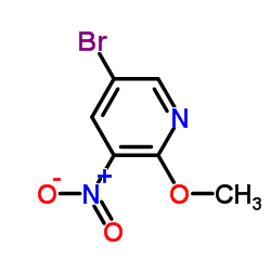 CHINA 5-Bromo-2-methoxy-3-nitropyridine