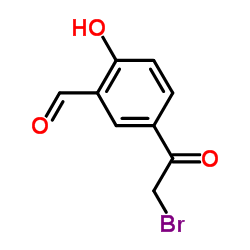 CHINA 5-(2-Bromoacetyl)-2-hydroxybenzaldehyde