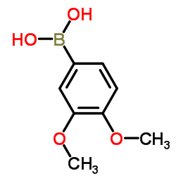 3,4-Dimethoxyphenylboronic Acid_122775-35-3