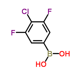 CHINA (4-Chloro-3,5-difluorophenyl)boronic acid