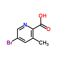 CHINA 5-Bromo-2-Carboxy-3-Methylpyridine