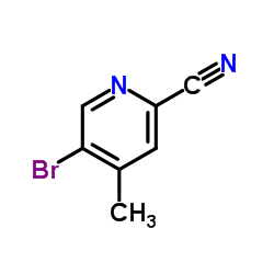 CHINA 5-bromo-4-methylpyridine-2-carbonitrile