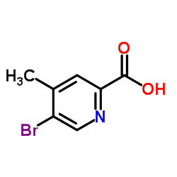 CHINA 5-Bromo-4-methylpyridine-2-carboxylic acid