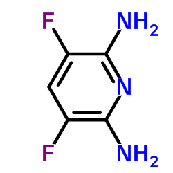 CHINA 3,5-Difluoropyridine-2,6-diamine