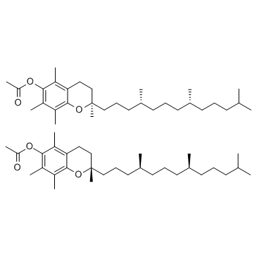 DL-alpha-Tocopheryl acetate_52225-20-4